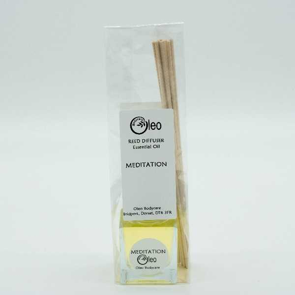 Meditation Pure Essential Oil Reed Diffuser